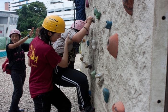 Y Camp Challenge