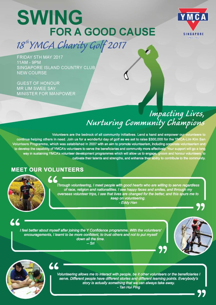 YMCA Charity Golf_Sponsorship Proposal 2Feb